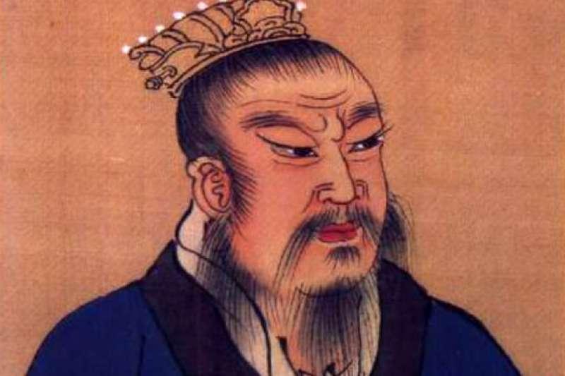 劉邦(圖/維基百科)