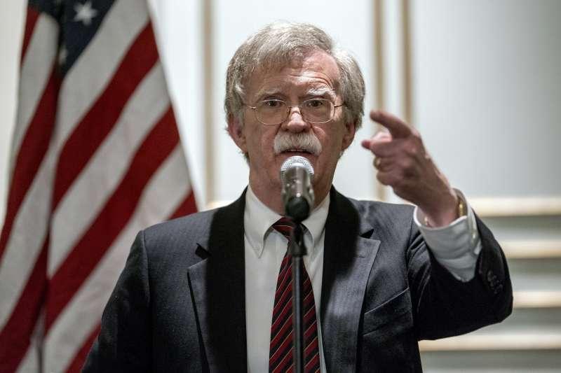 美國白宮國安顧問波頓公開恐嚇國際刑事法庭(ICC)(AP)