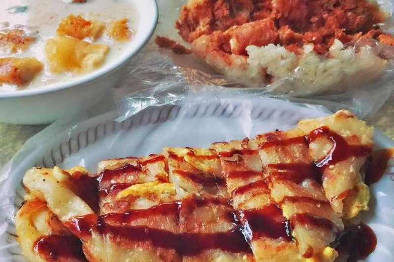 台北人最愛的傳統好味道!這幾家便宜又大碗的中式早餐店,讓你早餐吃飽吃滿。(圖/black19851023@instagram,台灣旅行小幫手提供)