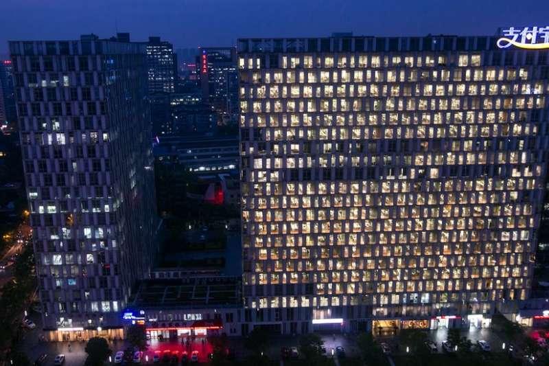 阿里巴巴旗下的全球最大貨幣基金,突現贖回潮!(圖/BBC中文網)