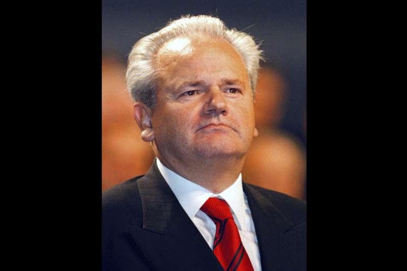塞爾維亞前強人領袖米洛塞維奇(AP)