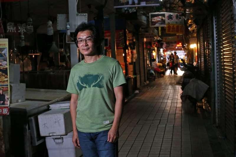 魏德聖想說關於台灣的故事,他沒辦法停止,他還想要繼續走下去。(圖/文化+)