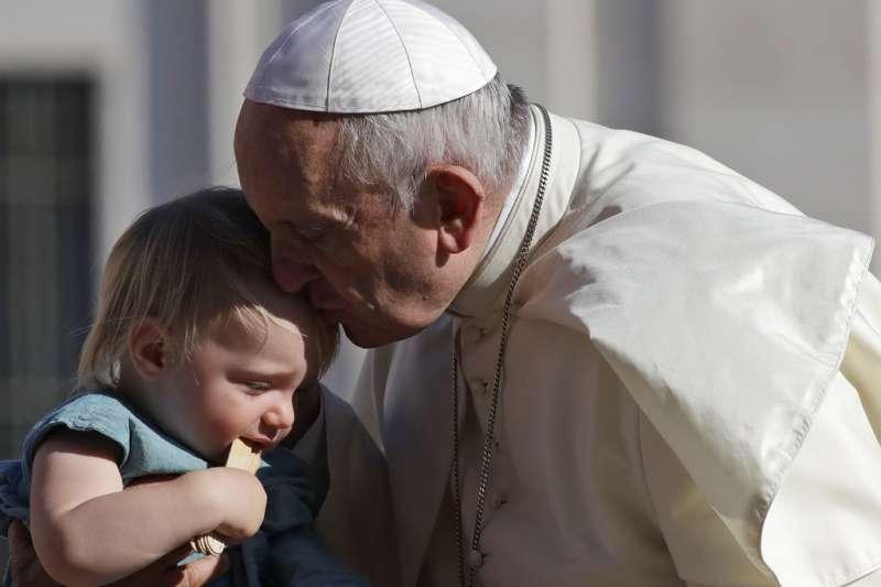 教宗方濟各有可能訪問中國嗎?(AP)