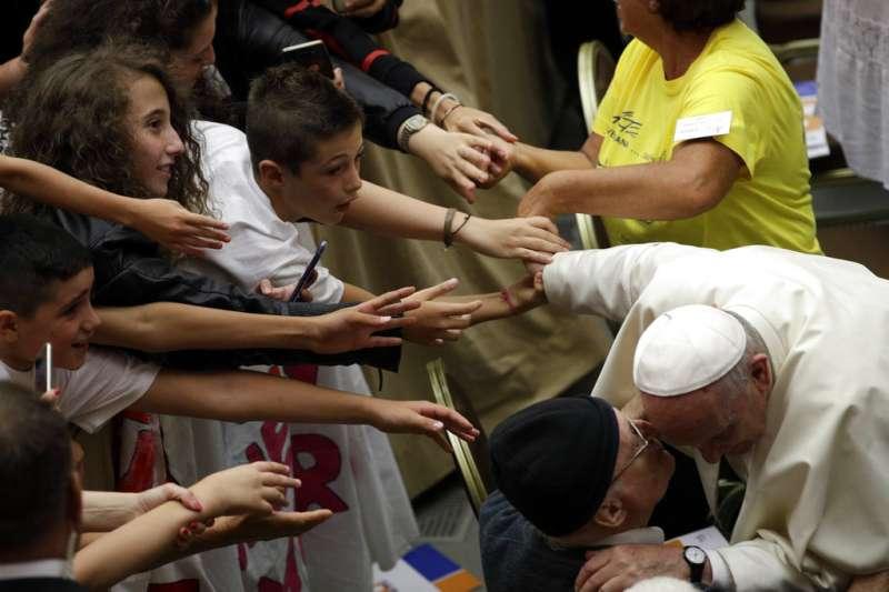梵蒂岡、性侵醜聞、教宗方濟各(AP)