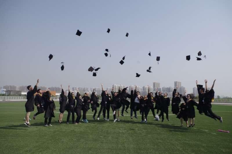 最新的全球大學生就業力排行出爐。(圖/pxhere)