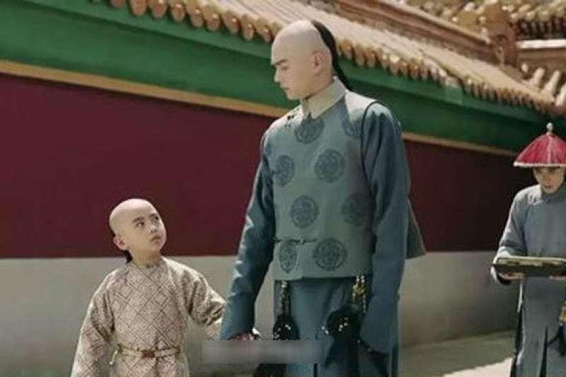在《延禧攻略》中,福康安是乾隆的私生子,而歷史上的福康安真實身世為何?(圖/澎湃新聞提供)