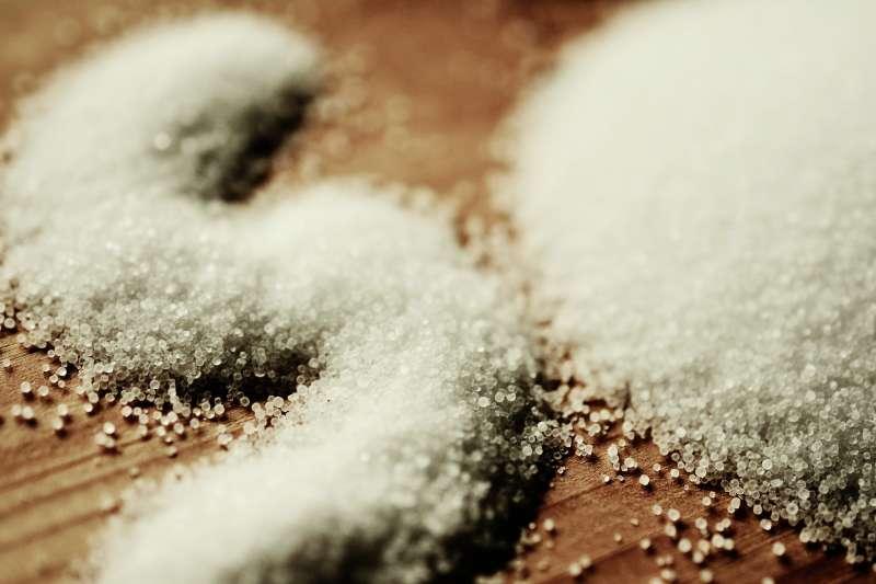 食用鹽中所含的碘是對人體相當重要的。(圖/Pixabay)