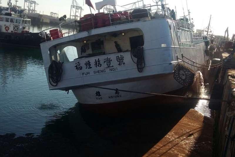 作者指出,一葉知秋,遭歐盟舉黃牌絕對不會是唯一的案例,台灣漁業也確實到了須轉型才能再創佳績的時刻。(資料照,環境正義基金會提供)