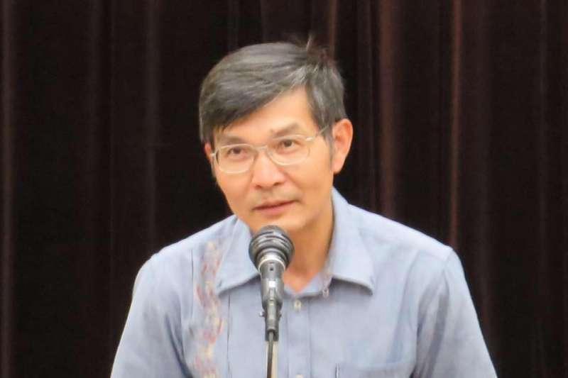 駐大阪辦事處長蘇啟誠14日被發現在大阪官邸上吊輕生。(圖/取自蘇啟誠臉書)