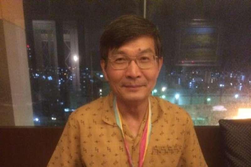 駐大阪處代表蘇啟誠14日傳出輕生消息,立委蕭美琴表示十分難過。(圖/取自蘇啟誠臉書)