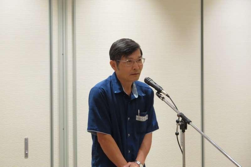 作者認為,台灣駐日本大阪辦事處處長蘇啟誠輕生的案例,政府應真誠檢討改進,不要讓外交人員白白犠牲。(資料照,外交部)