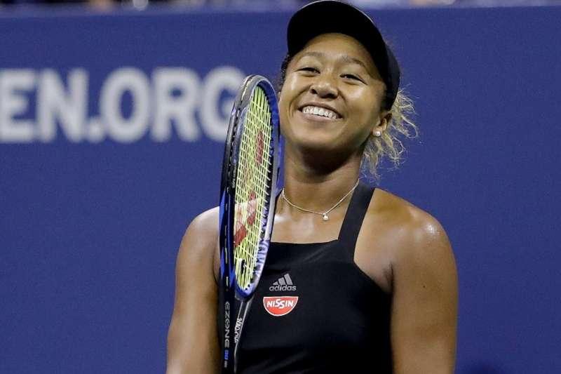 大坂直美在拿下美網冠軍後,身價翻百倍。 (美聯社)