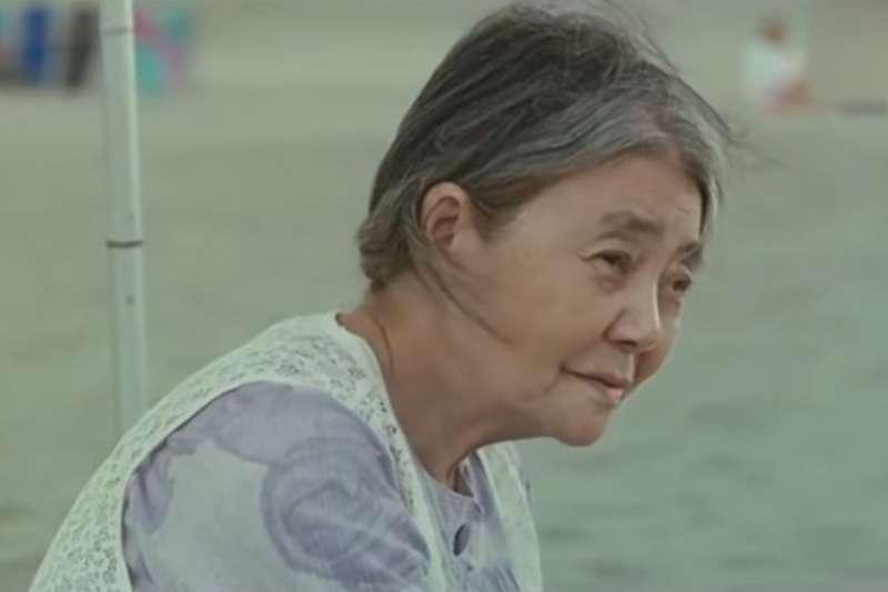 日本老牌女星樹木希林(YouTube)