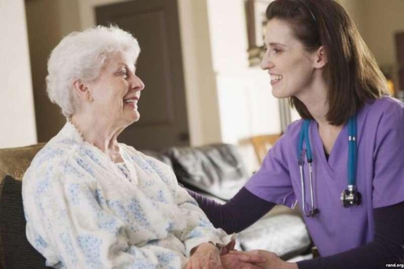 美國老齡化勞動力的未來。(美國之音)