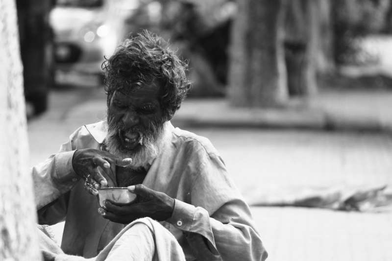 台灣已在全球富裕國家之列,但卻還有180萬人挨餓?(圖/Pxhere)