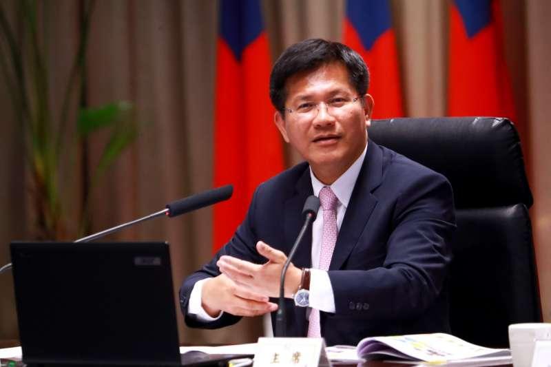 台中市長林佳龍表示,有信心在2020年讓台中市PM2.5年均值降至聯合國的標準15微克/立方米。(圖/台中市政府提供)