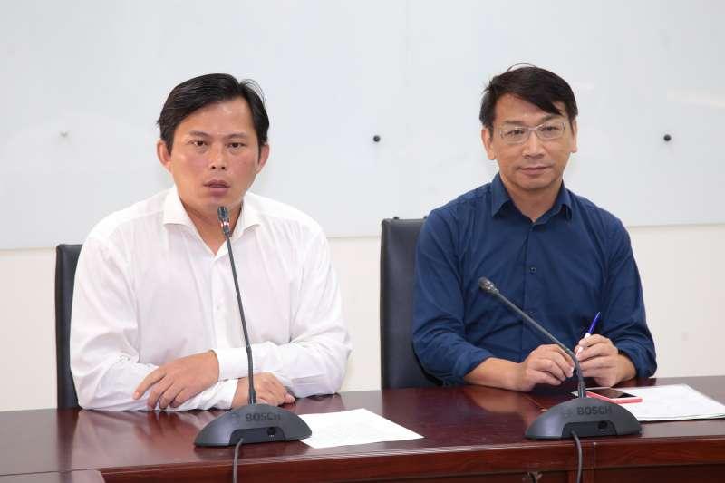 批黃煌雄向國民黨哭訴 黃國昌要他下台-風傳媒