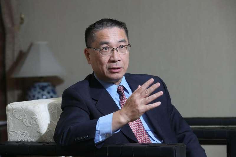 內政部長徐國勇強調,年輕人住得不安定,不敢結婚生子,變成社會大問題。(柯承惠攝)