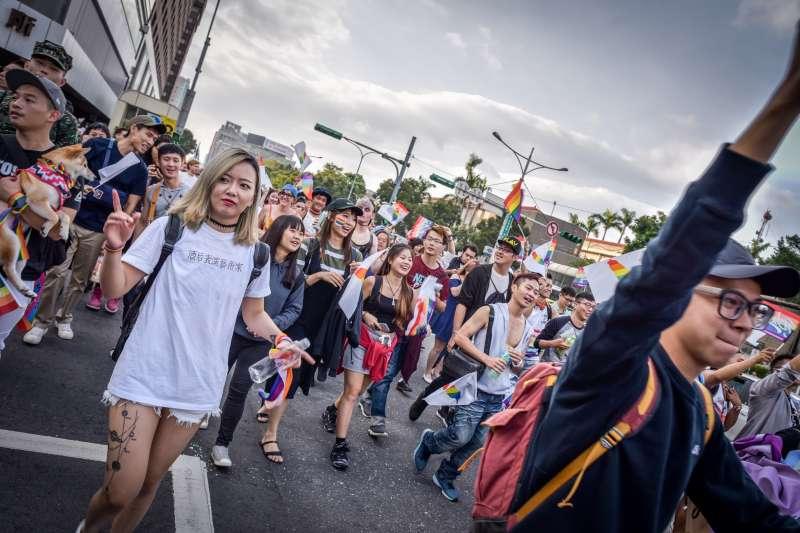 2017同志遊行(圖/取自ACP_3254@flickr)