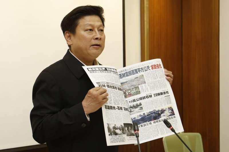 新新聞》花蓮王八個月後又是好漢  最該謝扁馬-風傳媒