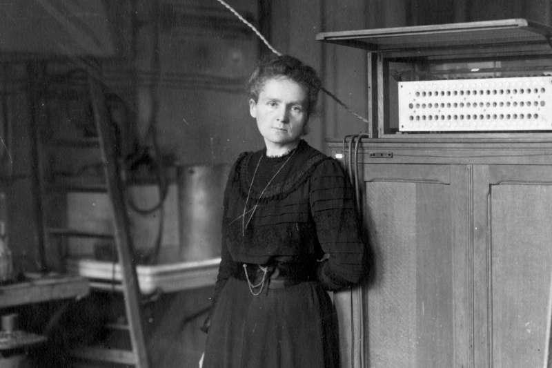 為什麼有那麼多人反對「居禮夫人」改用本名稱呼?呂秋遠這樣說…(圖/Cornell University Library@flickr)