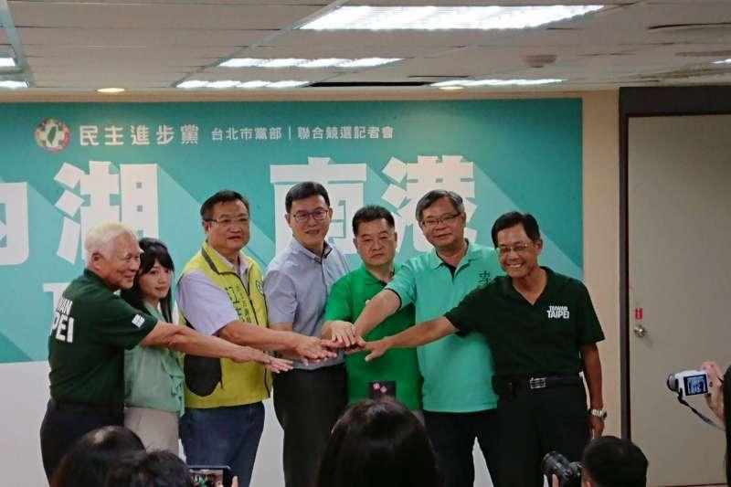 綠營港湖議員與姚文智合體 高嘉瑜:衝高市長得票-風傳媒