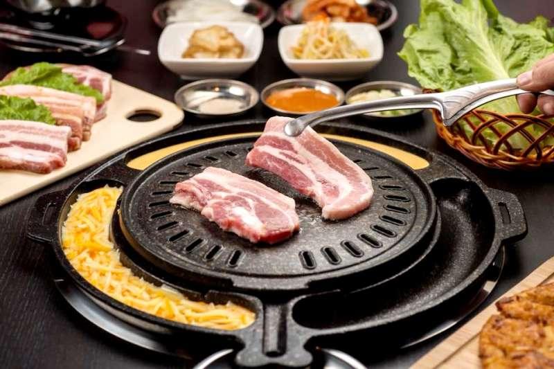 中秋節不想自己生火烤肉,趕快來看這篇!(圖/安妞韓國烤肉食堂@facebook)
