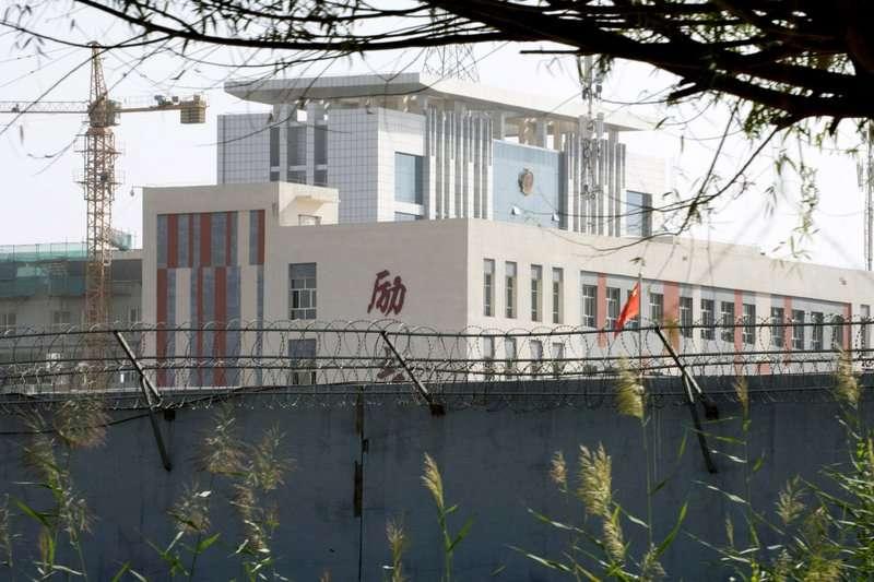 新疆喀什地區是官方慎防疆獨滲透地區,空間上也充滿各種禁制 (AP)