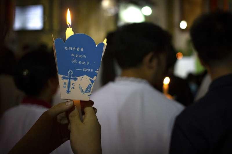 梵蒂岡宣布與中國簽署主教任命協議,教廷未公布協議細節。(美聯社)