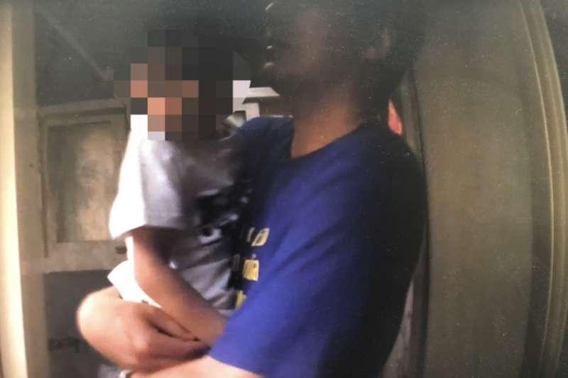 20180925-新竹市(22)日發生一起虐童案,今(25)日新竹市政府召開記者會說明案後目前處理情形。(圖取自新竹市政府)