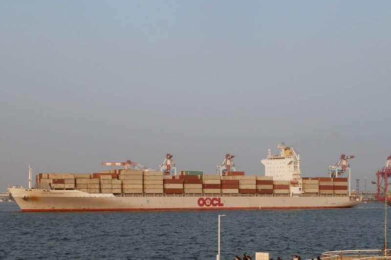 被中國中遠集團併購後,中資可能間接掌握高雄港碼頭經營權。(林瑞慶攝)
