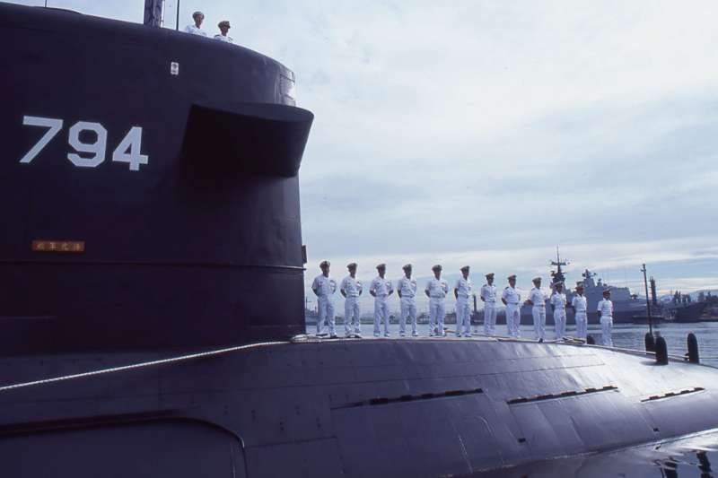 「紅區」是潛艦機敏性最高的區塊,通常國內無法自力完成,例如戰鬥系統、主機、魚雷等。(新新聞資料照)