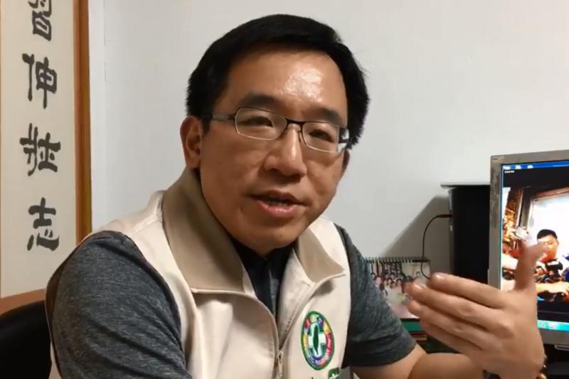 韓國瑜聲援吳寶春 陳致中:恐淪為中國台灣的高雄市長-風傳媒