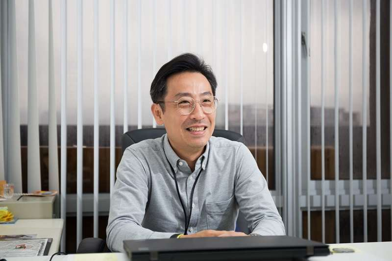 特力屋室內裝修設計公司總經理林昆慶說:特力屋建置職人訓練中心,提升整體的服務體驗,讓清潔變成一種專業,讓派遣變職人。(圖/特力屋好幫手)
