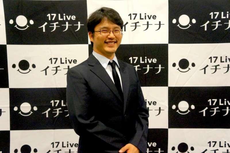 過去 M17 集團中較少露面的營運長(COO)張牧寧,在 17 直播落地日本滿一年所舉辦的「超祭」中,分享了 17 直播在台、日發展上的洞見,以及未來。(圖/陳君毅攝,數位時代提供)