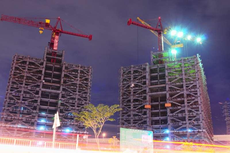 重劃區新建案一直出,入住的人真的有這麼多?(示意圖/國禎 吳@flickr)