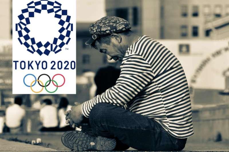 東京奧運大規模招募義工,卻引發爭議。(圖/維基百科;Pixabay;風傳媒合成)