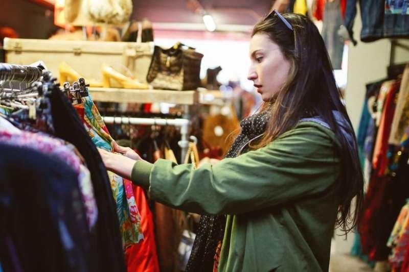共享經濟當紅,現在連時尚也能出租!(圖/BBC中文網)