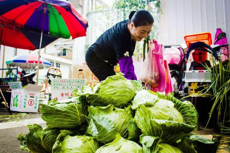 「如果我老公過世沒有那些好人幫助我,我可能沒有在台灣住,一定回越南了……」(辛母羊攝影;人生百味提供)