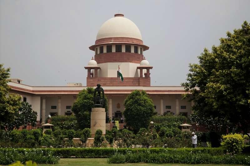 印度最高法院(AP)