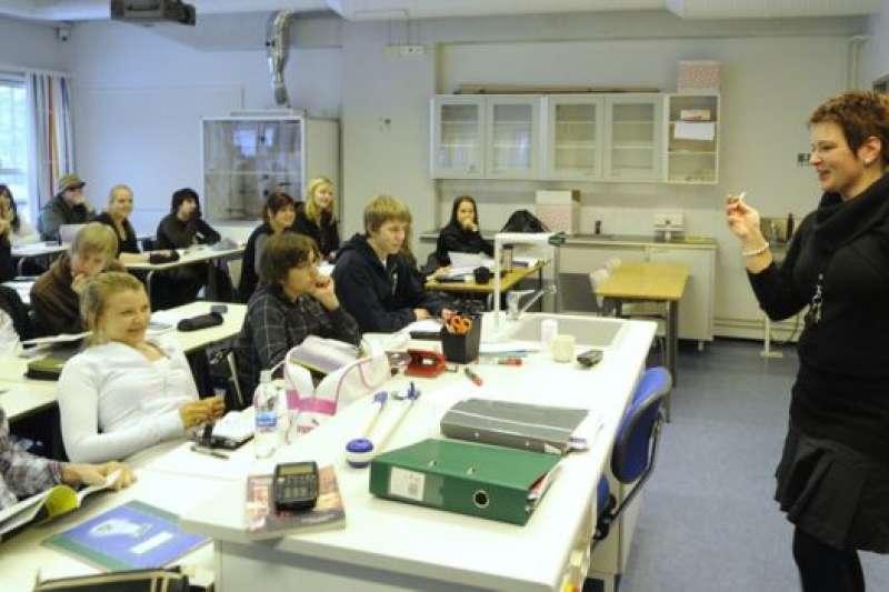 當老師是芬蘭人最嚮往的職業