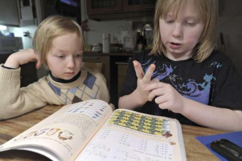 芬蘭學生的家庭作業很少