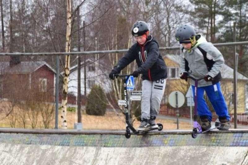 芬蘭教育制度讓孩子有時間當孩子