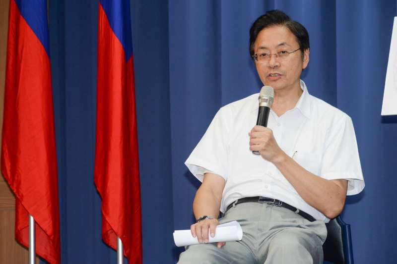 葉俊榮不受約束放行管中閔 張善政提3點讚民進黨「高明」-風傳媒