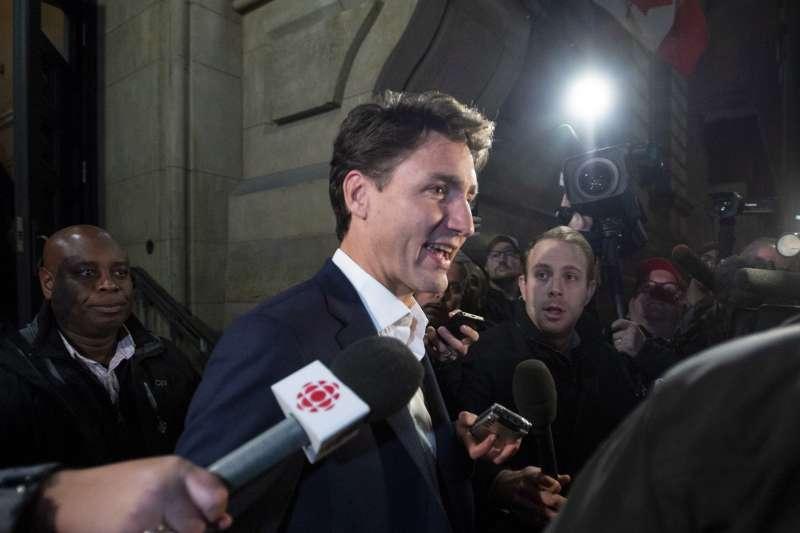 加拿大總理杜魯道,《北美自由貿易協定》(NAFTA)談判靈魂人物(AP)