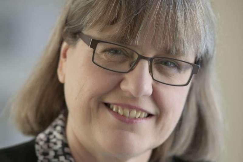 2018年諾貝爾物理學獎得主:加拿大科學家史崔克蘭(Donna Strickland)成為諾貝爾物理學獎第3位女性得主。(滑鐵盧大學)