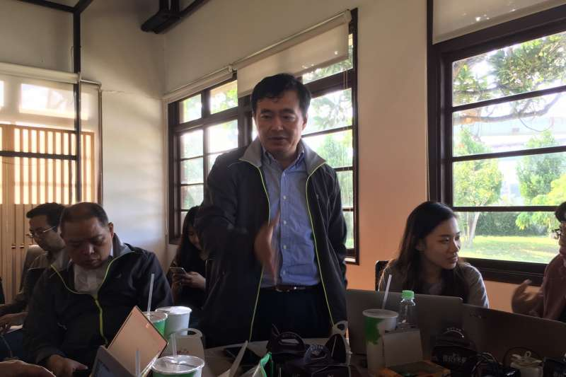 「花蓮過去是不正常的縣政府」 洪耀福:蔡碧仲代理縣政,算是民進黨的試用期-風傳媒