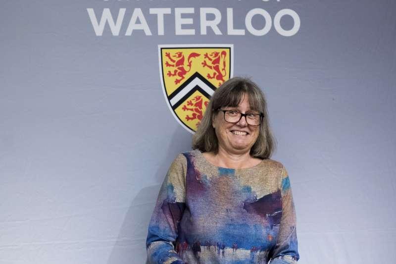 2018年諾貝爾物理學獎出現歷來第三位女性得主:加拿大科學家史崔克蘭(Donna Strickland)(AP)