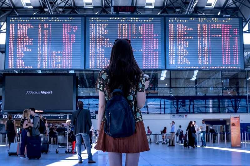 為了談一段異國戀情、終生住在韓國,所以她赴韓工作。(圖/JESHOOTScom@pixabay)