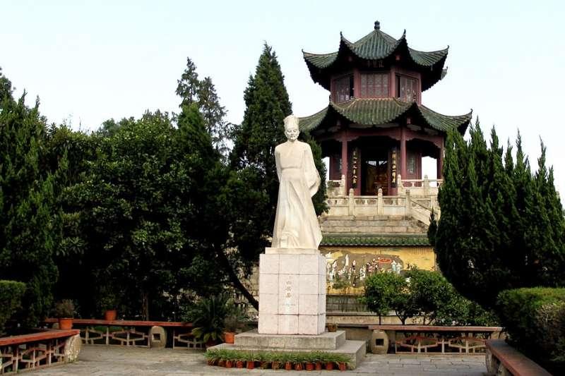 元稹跟劉禹錫,哪個才是白居易的「真愛」?(圖/維基百科)